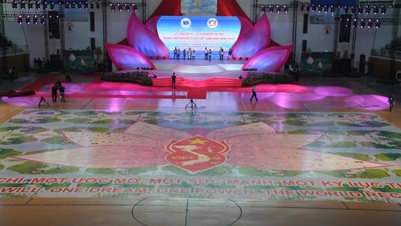 De grootste puzzel ter wereld Vietnam